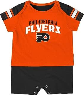 NHL Boys Little Brawler Jersey Romper