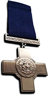 Military Medal George Cross Medal Military WW2 British The H