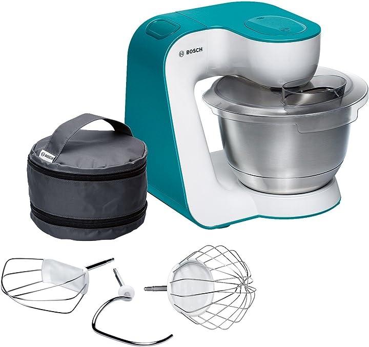 Robot da cucina startline, 900 watt, 3,9 litri [classe di efficienza energetica a] bosch MUM54D00