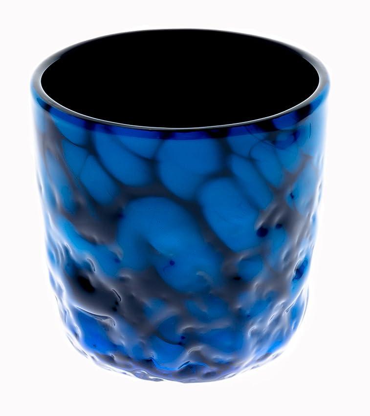 拡声器オピエート補償アールジーシー(RGC) ロックグラス 水色 サイズ:径80×高80mm タンブラー