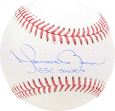 Mariano Rivera New York Yankees Autographed Baseball with