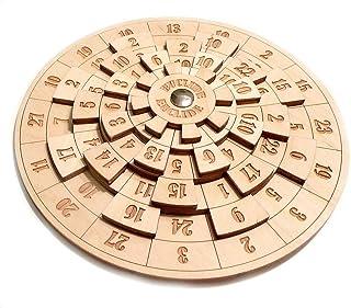Logica Jeux Art. Euclide - Casse-tête Mathématique - Difficultè 4/6 Extreme - Euclide Collection