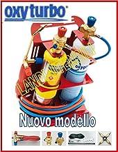 GAS 3S TURBO SET 90 OXYTURBO STAZIONE SALDATURA AUTOGENA KIT CANNELLO OSSIGENO