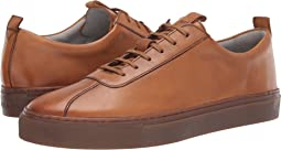 Smooth Leather Basic Sneaker
