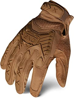 Ironclad EXOT-ICOY-04-L Tactical Operator Impact Glove, Coyote Brown, Large