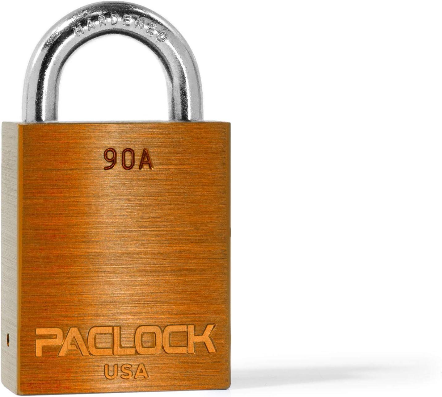 Max 65% OFF PACLOCK's 90A Series Padlock Buy American Free Shipping Cheap Bargain Gift T Act 4