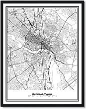 Best richmond street map Reviews