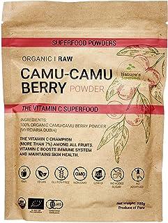 Nature's Superfoods Organic Raw Camu Camu Berry Powder