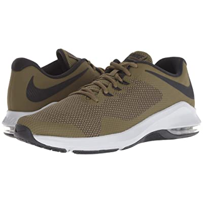 Nike Air Max Alpha Trainer (Olive Canvas/Black/Olive Flak/Wolf Grey) Men