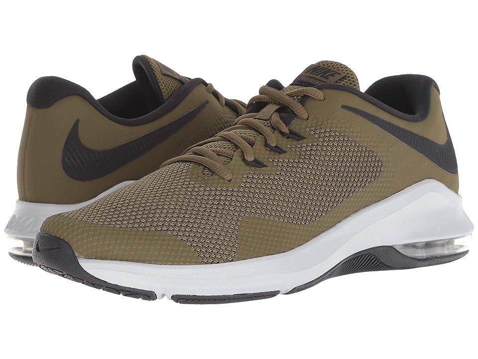 Nike Air Max Alpha Trainer (Olive Canvas/Black/Olive Flak/Wolf Grey) Men