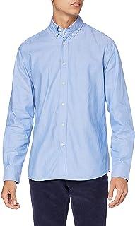 HKT by Hackett Hkt Washed Pinpoint Camisa para Hombre