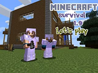 Minecraft 1.9 Survival - Let's play
