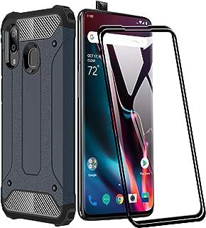 XIFAN Funda para Huawei P Smart Z, protección contra Golpes de TPU + PC Resistente a arañazos (Doble Capa) Carcasa para Hu...