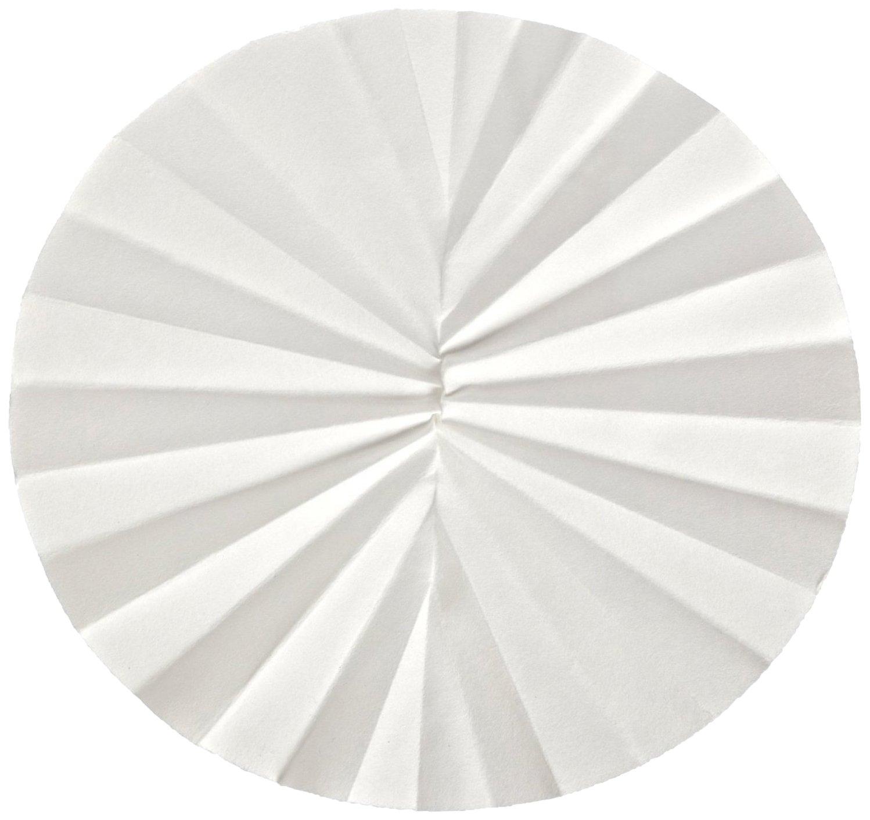 Ahlstrom 5150-2400 Pleated Philadelphia Mall Filter Paper Micron Super sale Rapid 25 Flow