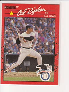 1990 Donruss Cal Ripken Jr. No 676 Baltimore Orioles 2