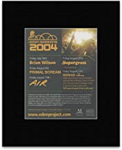 NME Eden Sessions - 2004 - Brian Wilson Primal Scream Air Mini Poster - 13.5x10cm