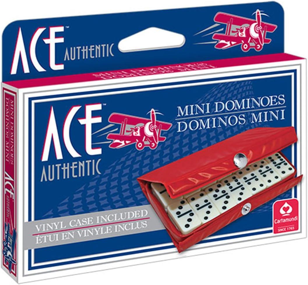 Cartamundi Popular popular Ace Mini Dominoes free shipping