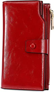 Best red womens wallet Reviews