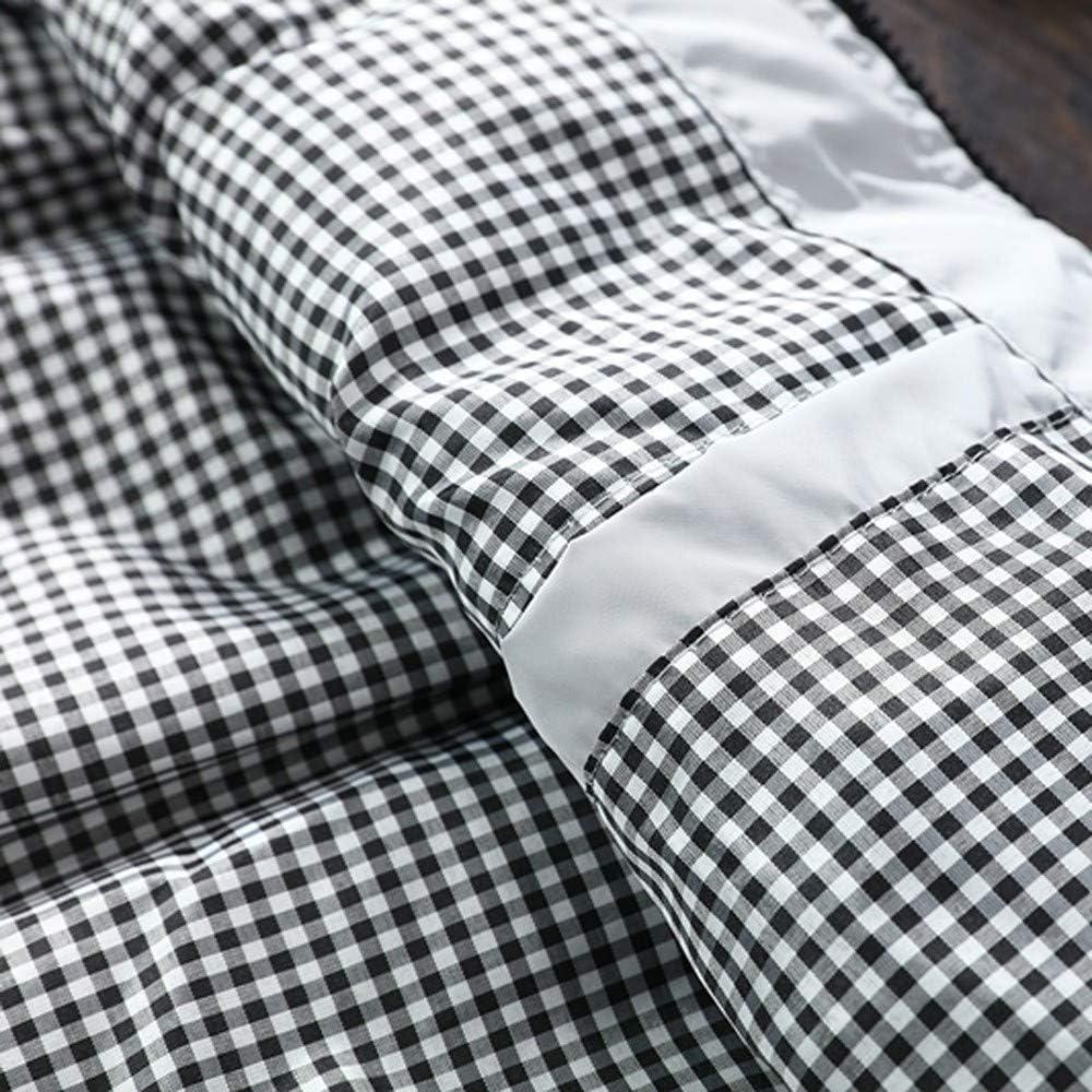 Men's Plus Size Puffer Vest Winter Warm Coats Full Zip Warm Sleeveless Cotton Padded Waistcoat Jackets