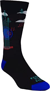 Farm 2 Feet Floyd - Music Festival Crew (Men'S) comes with a Helicase sock ring