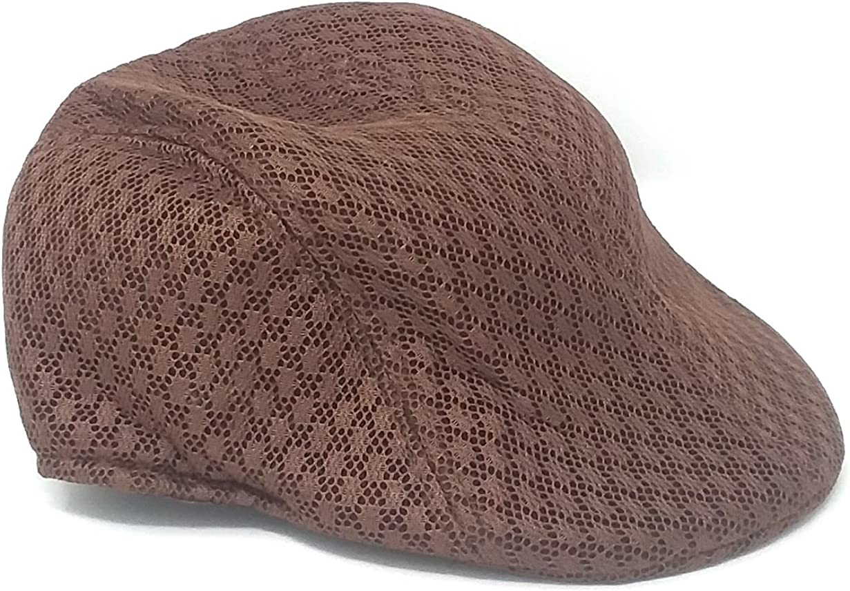 Chachlili Mesh Max 65% OFF Breathable Large Men's Drivers Golf Prayer Cap As 70% OFF Outlet