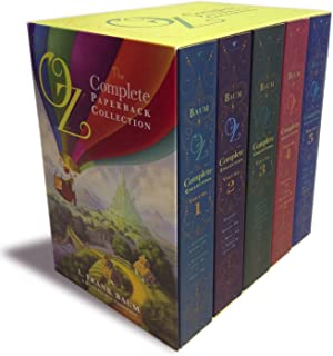 Oz, the Complete Paperback Collection: Oz, the Complete Collection, Volume 1; Oz, the Complete Collection, Volume 2; Oz, t...