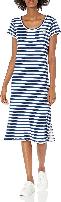Anne Klein Jeans Women's Ak Max 50% OFF Sport Dress cheap Slit Kiki T-Shirt Side