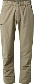 Craghoppers Men's Kiwi Trek Trousers (Short), Beach, 34-Inch