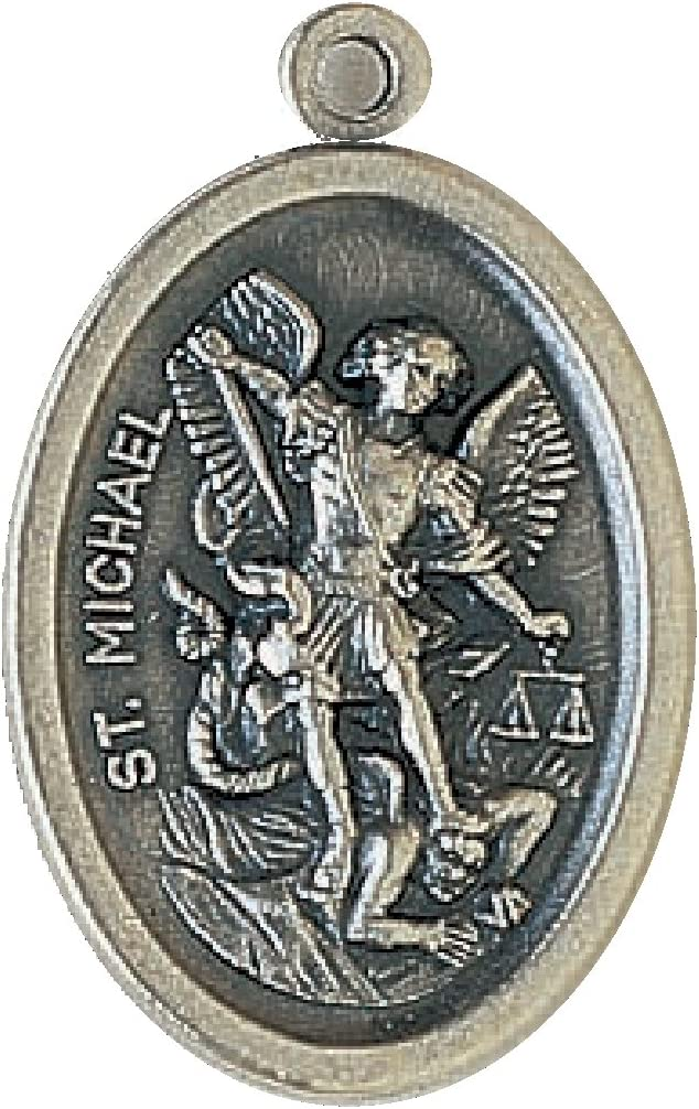 Guardian Angel with St. New Shipping Free Shipping Michael Sale special price Medal Official producer - 100% m