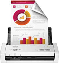 Brother Easy-to-Use Compact Desktop Scanner, ADS-1200, Fast Scan Speeds, Ideal for Home, Home Office or On-The-Go Professi...