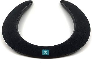 Wearable Speaker: Bluetooth Wireless Neckband Personal Neck Body Handsfree Mic FM Radio SD Card Microphone Portable Sport ...