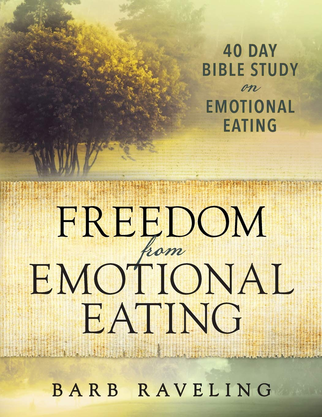 Image OfFreedom From Emotional Eating: A Weight Loss Bible Study (Third Edition)
