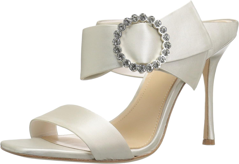 Imagine Vince Camuto Womens Westcott Heeled Sandal