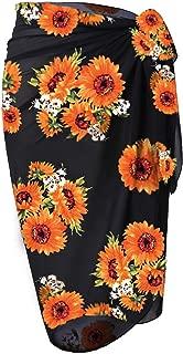 Women's Swimsuit Cover Up Beach Sarong Wrap Maxi Skirt