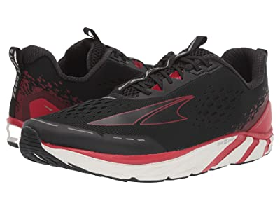 Altra Footwear Torin 4 (Black/Red) Men