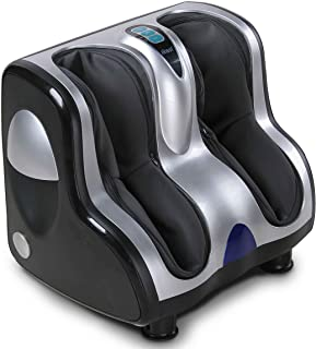 iRest Foot and Calf Massager Silver