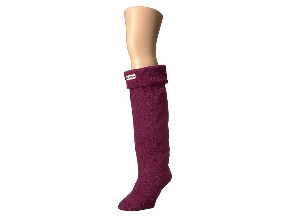 Hunter Boot Socks (Violet) Women