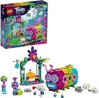 レゴ(LEGO) トロールズ ゆかいな虹色の毛虫バス 41256
