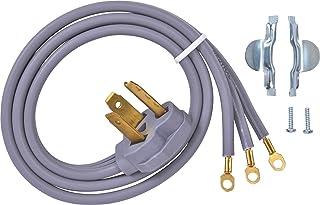 GE General Electric WX09X10002 - Cable de secador (30 amperi