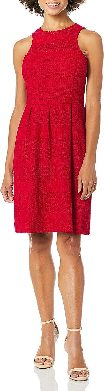 Trina Turk Women's Keon Fit and Flare Dress