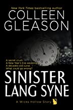 Sinister Lang Syne: A Short Holiday Novel (Wicks Hollow Book 6)