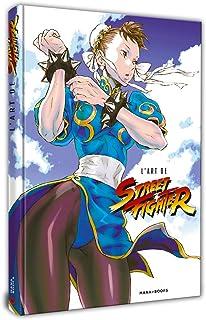 Tout l'art de Street Fighter