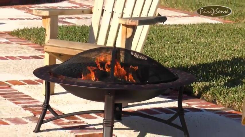 Fire Pits Fire Sense Roman Fire Pit firepits