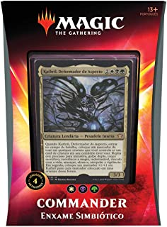 Commander 2020 - Magic the Gathering (Enxame Simbiótico)
