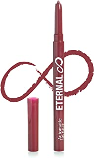 Eternal Automatic Twist Up Water Resistant Lip Liner – Easy Glide-on, Long Lasting and Non-Smudge Retractab...