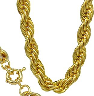 real gold dookie rope chain