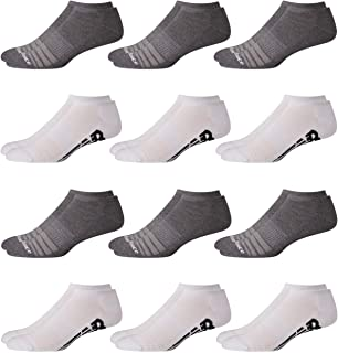 Men's Athletic Arch Compression Cushioned Low Cut Socks...