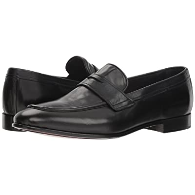 Frye Aiden Penny (Black) Men