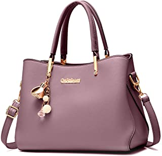 Purses and Handbags for Women PU Leather Top Handle...