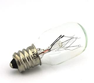 Light Bulb, Screw-in, for Baby Lock, Brother, Elna, Necchi, Pfaff, White #7SCW